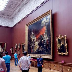 Дополненная реальность в музее