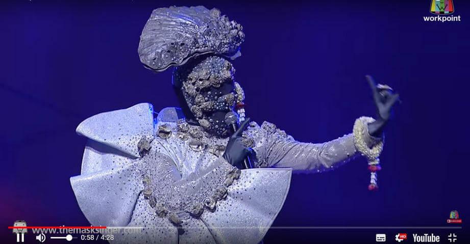 The Mask Singer и пинг-понг Составлен самых популярных