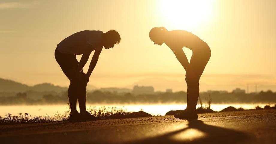 Как пережить следующий день, если ты пробежал марафон