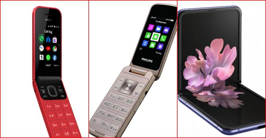 Ренессанс телефонов-раскладушек: актуальные модели, которые можно купить сегодня