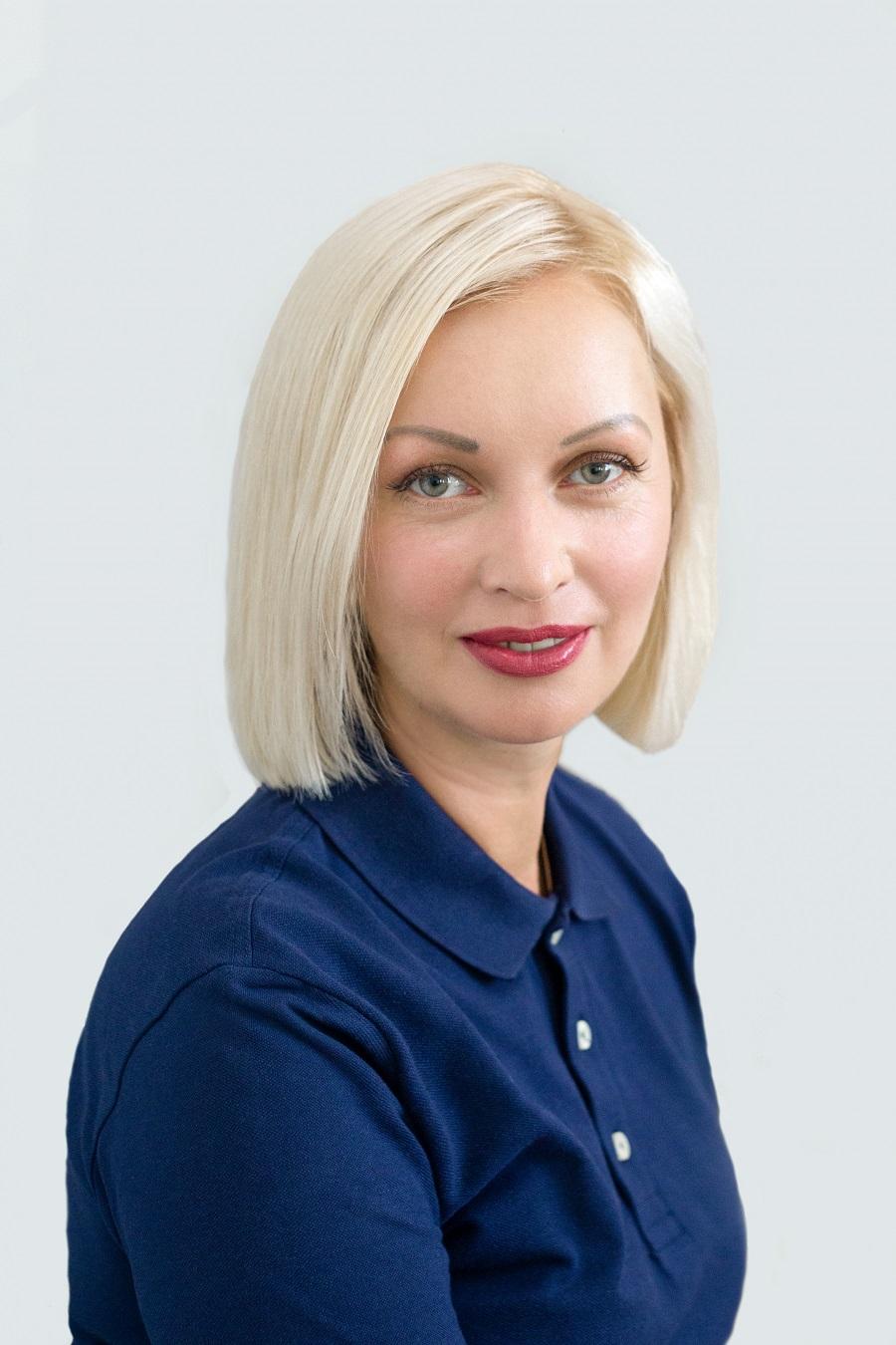 Наталья Владимировна Сахарова