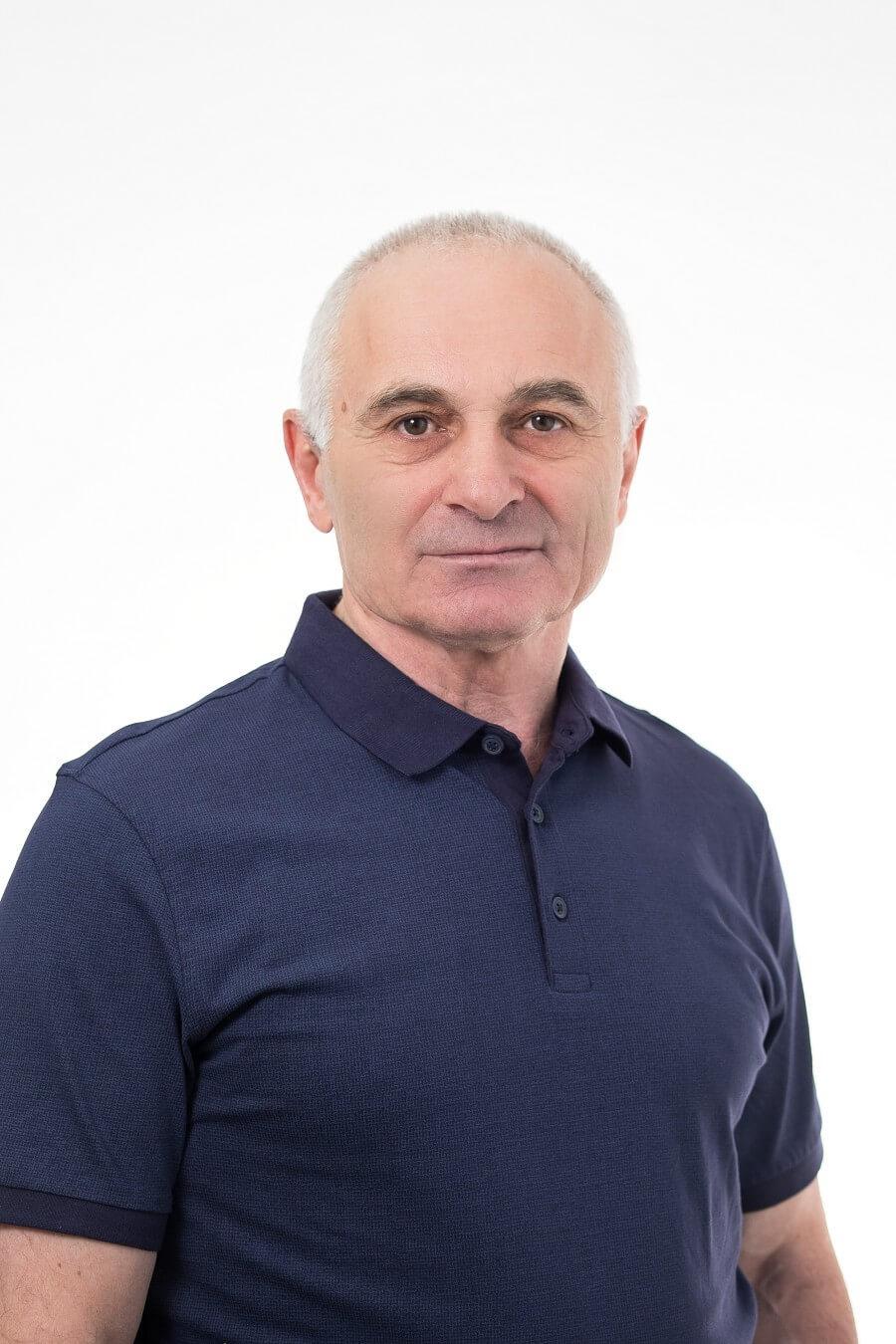 Албаков Хаматхан Мурзабекович