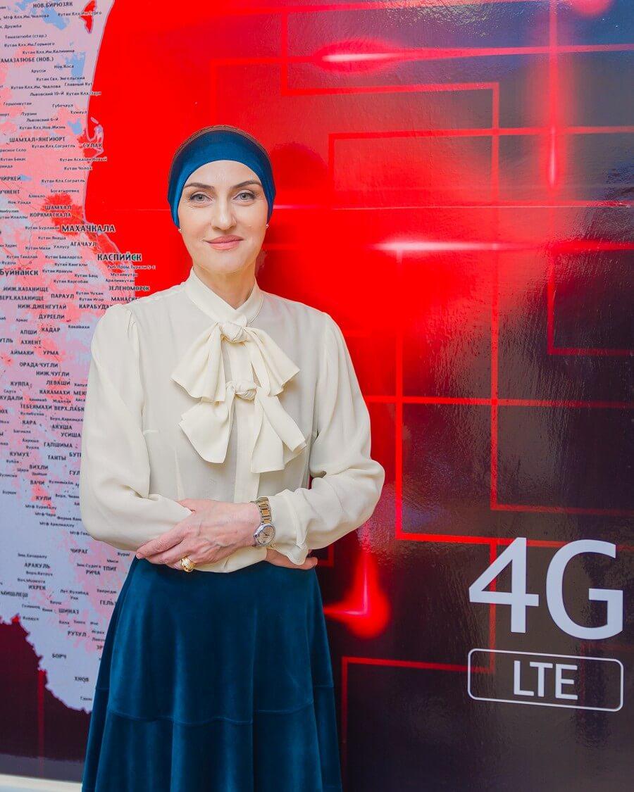 Изиева Карема Абусалимовна