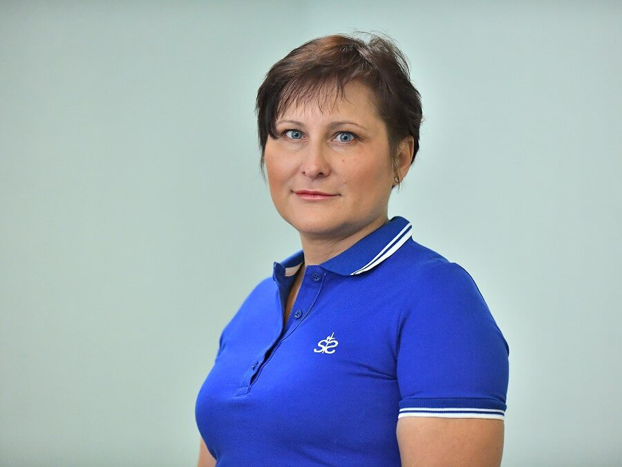Оксана Терехова