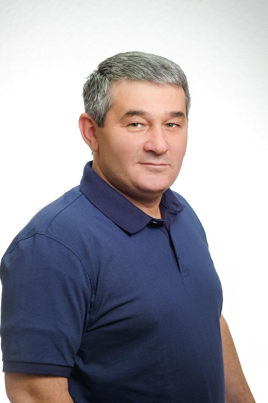 Залиханов Эльдар Михайлович